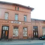 Kowary. Nieczynna stacja kolejowa