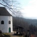 Sosnówka Górna. Kaplica św. Anny