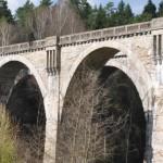 Stańczyki. Mosty kolejowe