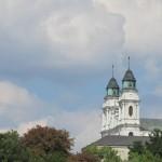 Chełm. Dzwonnica Bazyliki p.w. Narodzenia NMP