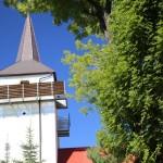 Radomierz. Wieża widokowa
