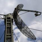 Łomnica. Wystawa radarów i sprzętu radiolokacyjnego.