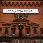 Kamienna Góra. Dworzec kolejowy.
