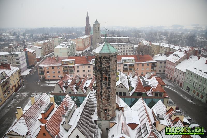 nickt.pl Luban ratusz wieza Lauban Rathaus 003