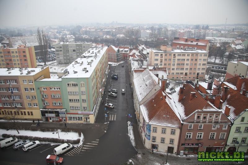 nickt.pl Luban ratusz wieza Lauban Rathaus 006
