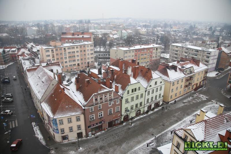 nickt.pl Luban ratusz wieza Lauban Rathaus 007