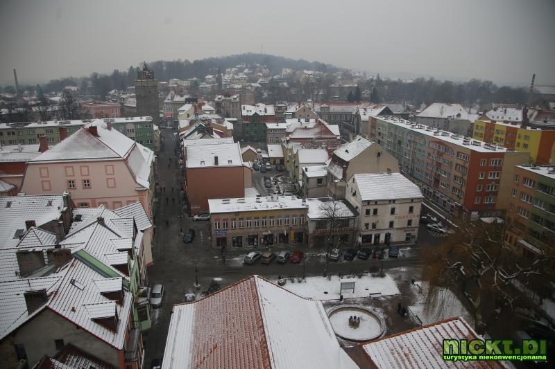 nickt.pl Luban ratusz wieza Lauban Rathaus 008
