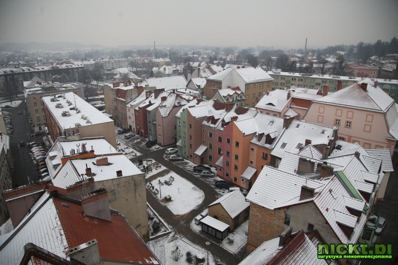 nickt.pl Luban ratusz wieza Lauban Rathaus 009