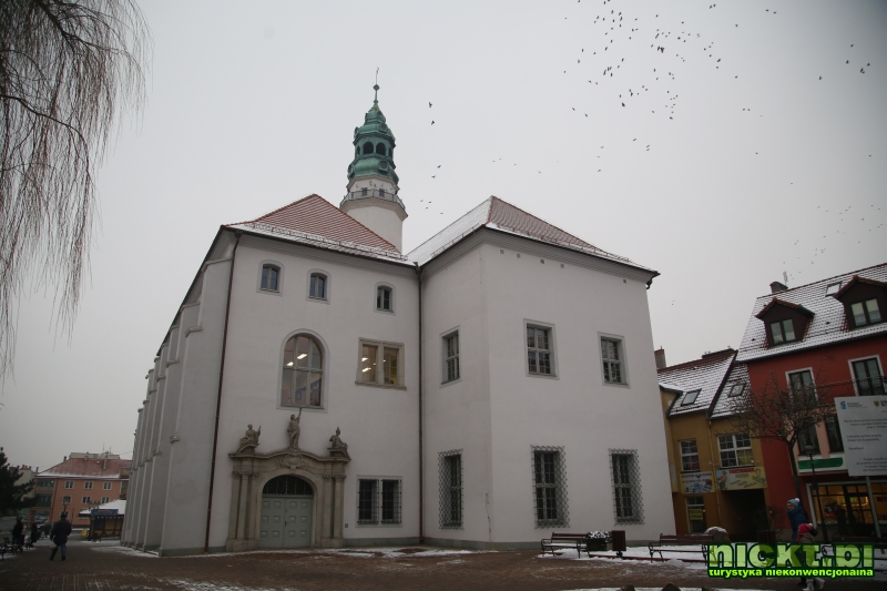 nickt.pl Luban ratusz wieza Lauban Rathaus 018