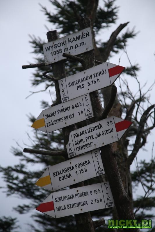 nickt.pl szklarska poreba gory izerskie wysoki kamien 1058 m  017