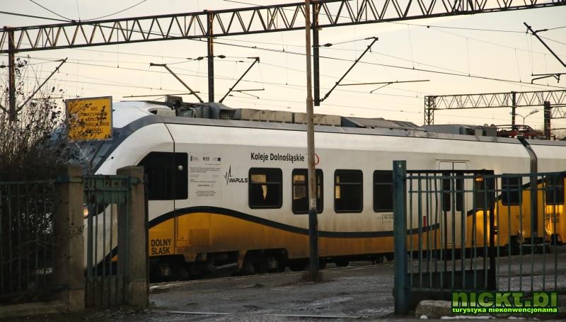 nickt.pl Luban Lauban bahnhof dworzec stacja kolej pkp 001