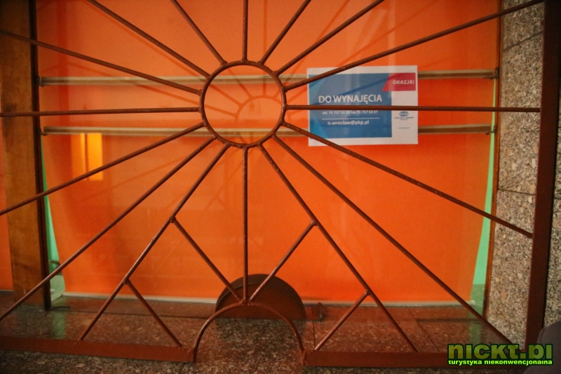 nickt.pl Luban Lauban bahnhof  stacja kolej pkp 005