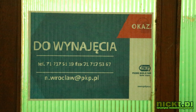 nickt.pl Luban Lauban bahnhof dworzec stacja kolej pkp 009