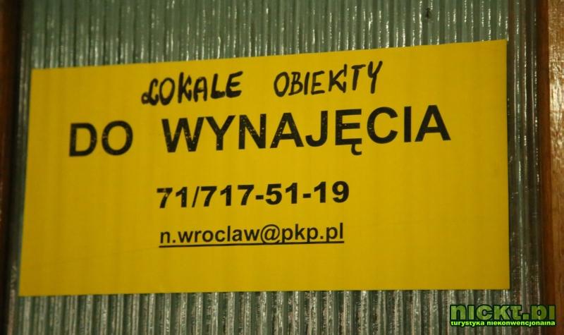 nickt.pl Luban Lauban bahnhof dworzec stacja kolej pkp 010