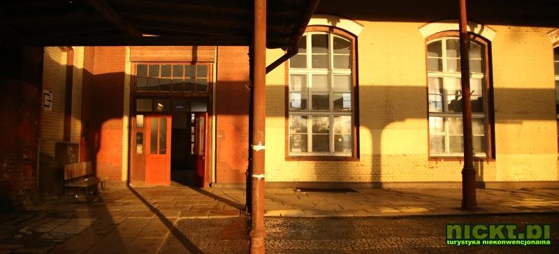 nickt.pl Luban Lauban bahnhof dworzec stacja kolej pkp 014