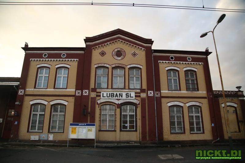 nickt.pl Luban Lauban bahnhof dworzec stacja kolej pkp 019