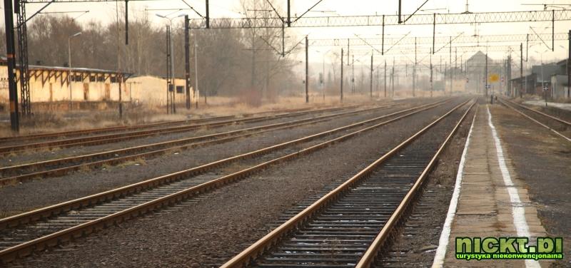 nickt.pl Luban Lauban bahnhof dworzec stacja kolej pkp 020