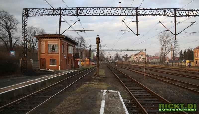 nickt.pl Luban Lauban bahnhof dworzec stacja kolej pkp 021