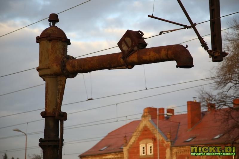 nickt.pl Luban Lauban bahnhof dworzec stacja kolej pkp 024