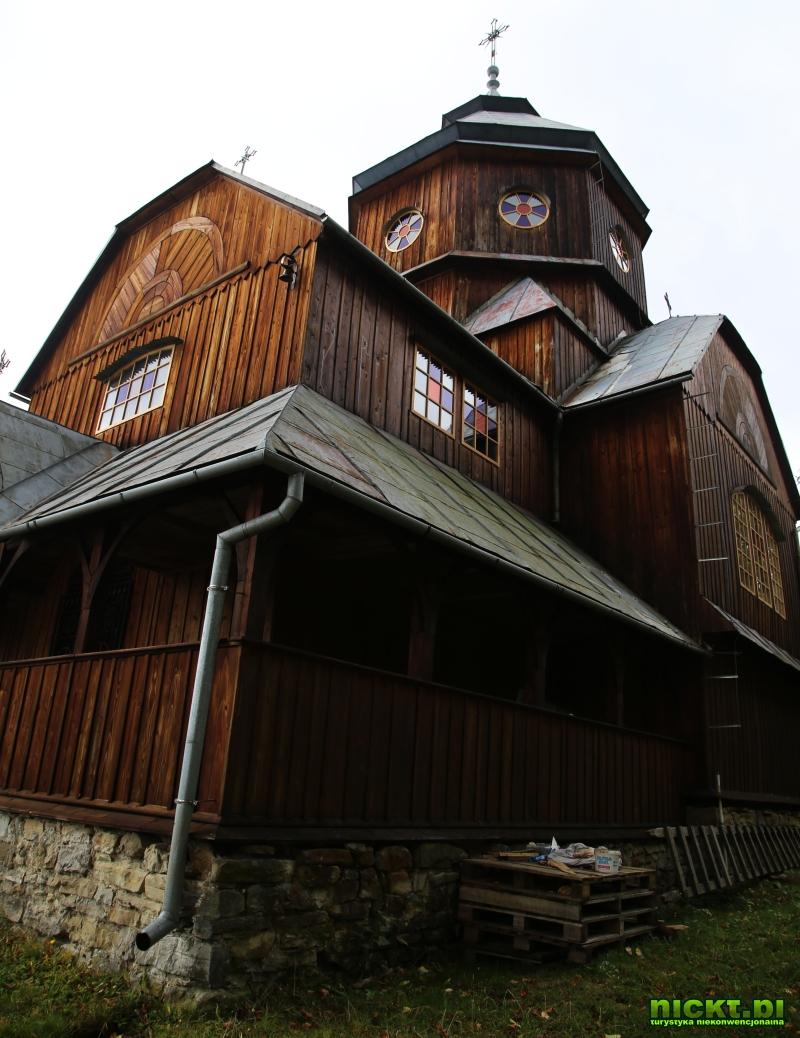 nickt.pl kosciol cerkiew w rostoce roztoka drewniany 001