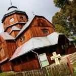 Roztoka. Kościół p.w. św. Apostołów św. Piotra i św Pawła