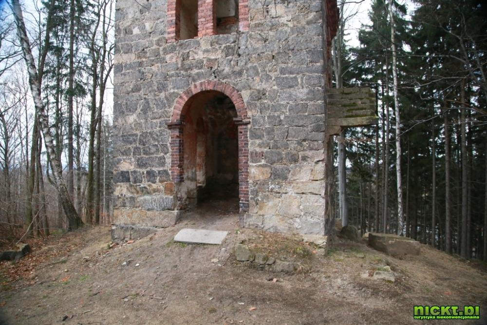 nickt.pl jelenia gora maciejowa wieza widokowa nieczynna opuszczona 012