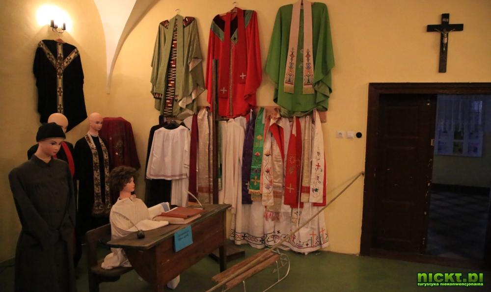 nickt.pl lubomierz klasztor benedyktynek internat wystawa habitow 001