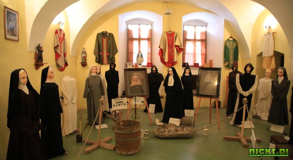 nickt.pl lubomierz klasztor benedyktynek internat wystawa habitow 009