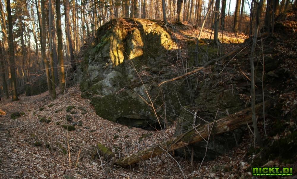 nickt.pl paszowice jawor grota pustelnika pustelnik jaskinia 10