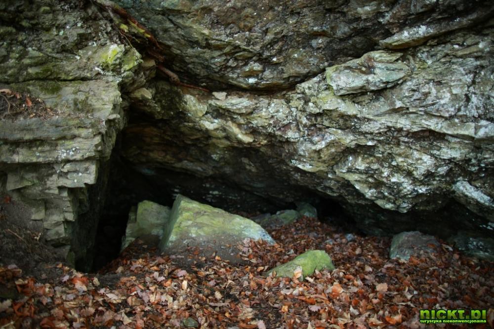 nickt.pl paszowice jawor grota pustelnika pustelnik jaskinia 13