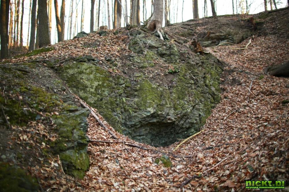 nickt.pl paszowice jawor grota pustelnika pustelnik jaskinia 15