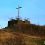 Podgórki. Punkt widokowy na Górze Krzyżowej (567 m)