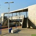Wrocław. Stacja kolejowa Stadion