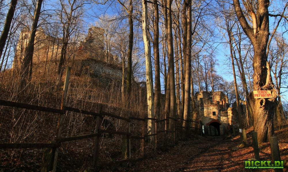 nickt.pl zamek gryf proszowka miersk gryfów śląski pogórze izerskie ruiny 005