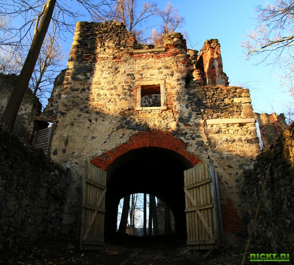 nickt.pl zamek gryf proszowka miersk gryfów śląski pogórze izerskie ruiny 006