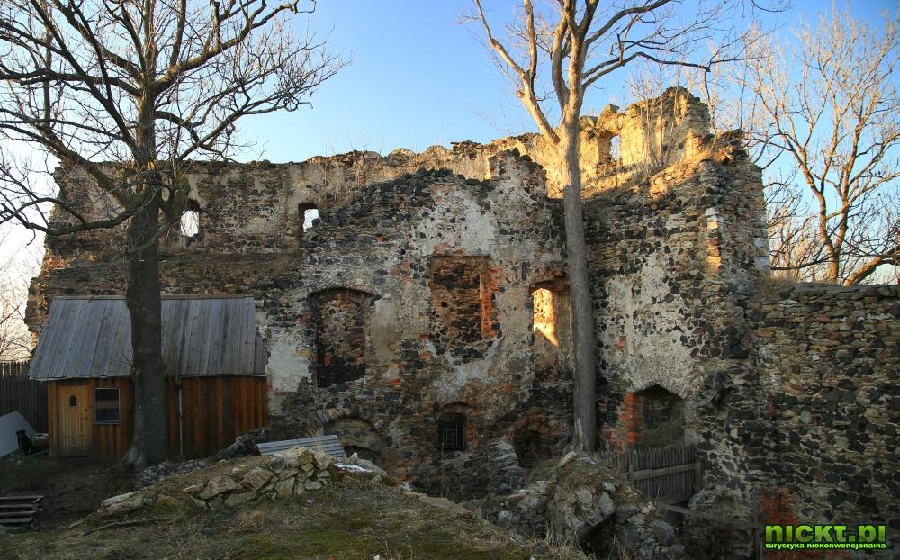nickt.pl zamek gryf proszowka miersk gryfów śląski pogórze izerskie ruiny 015