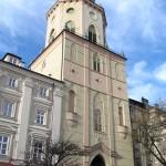 Lublin. Wieża Trynitarska. Muzeum Sztuki Religijnej.