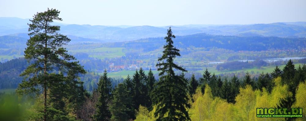 nickt rudawy janowickie gory sokole krzyzna gora punkt widokowy szczyt krzyz 002
