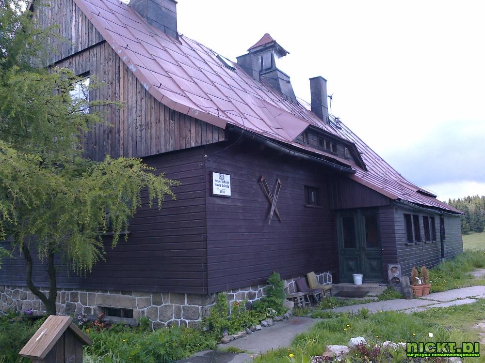 nickt schronisko turystyczne gorskie chatka gorzystow jakuszyce szklarska poreba gory izerskie swieradów zdroj 002