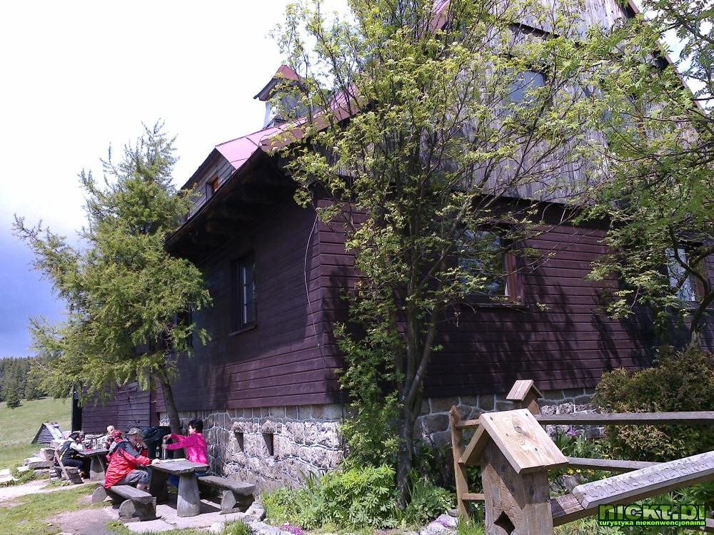 nickt schronisko turystyczne gorskie chatka gorzystow jakuszyce szklarska poreba gory izerskie swieradów zdroj 005