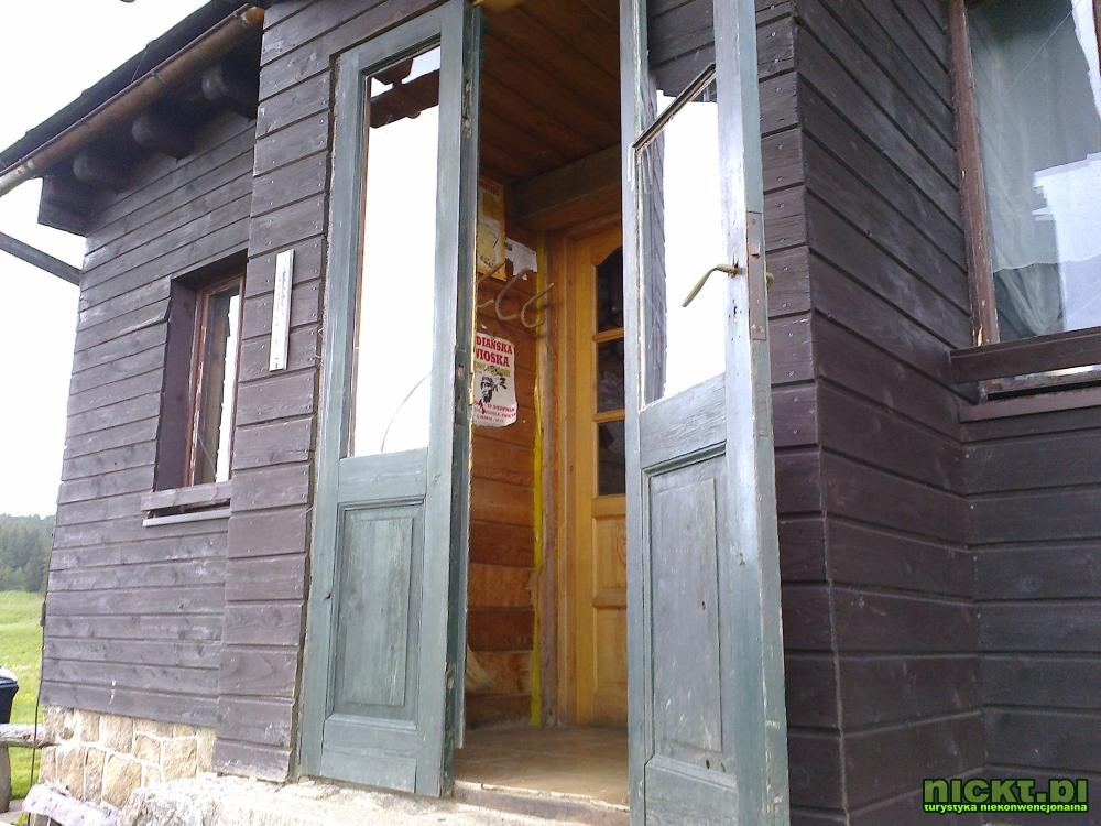 nickt schronisko turystyczne gorskie chatka gorzystow jakuszyce szklarska poreba gory izerskie swieradów zdroj 017