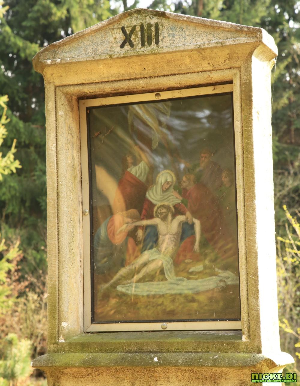 nickt lubomierz kaplica kapliczka kapliczki droga krzyzowa 001