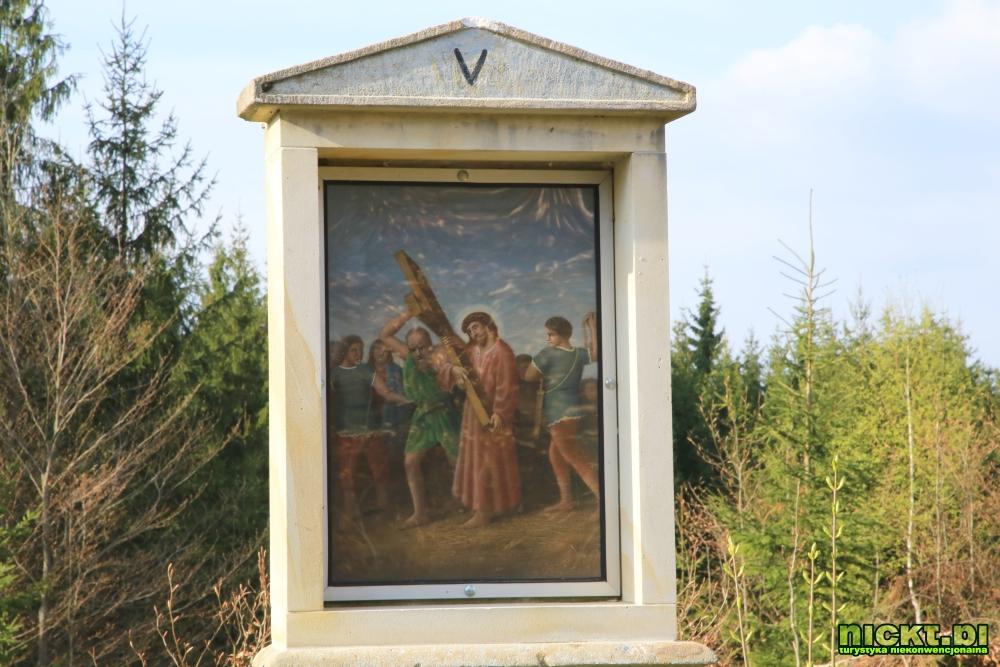 nickt lubomierz kaplica kapliczka kapliczki droga krzyzowa 07