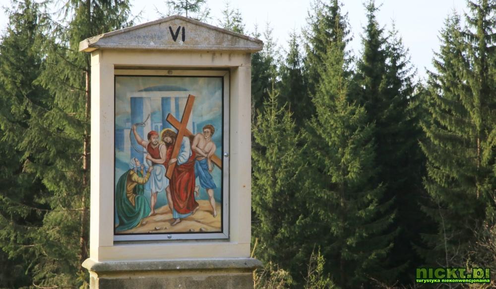 nickt lubomierz kaplica kapliczka kapliczki droga krzyzowa 08