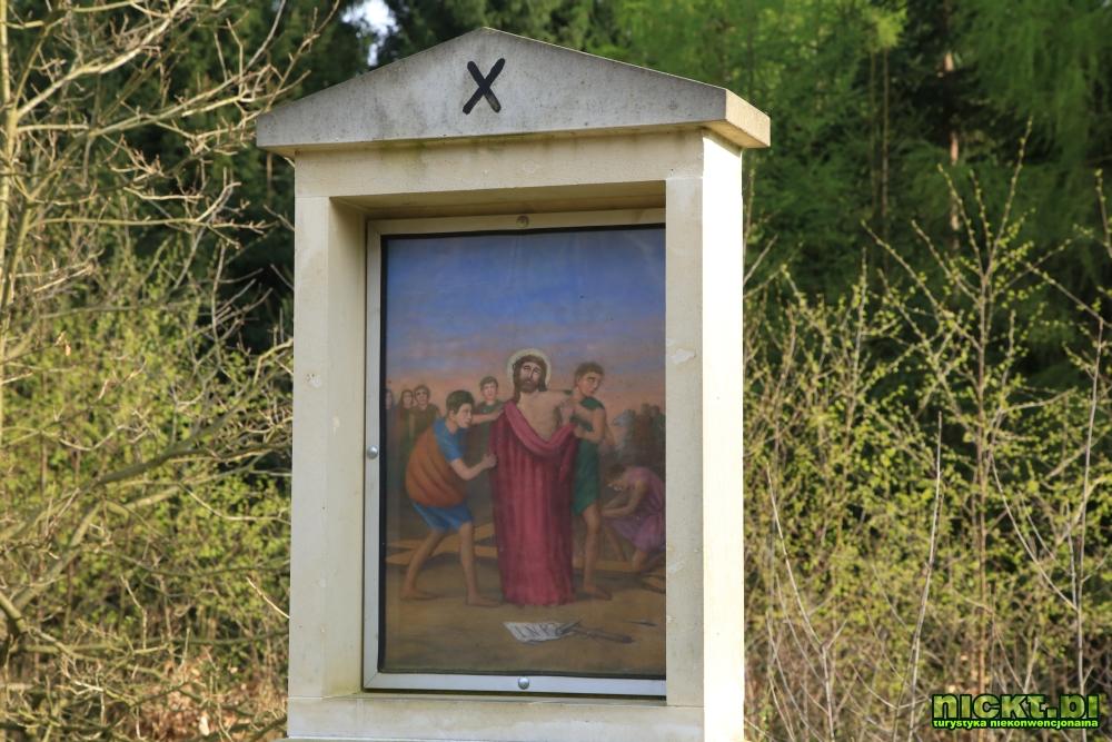 nickt lubomierz kaplica kapliczka kapliczki droga krzyzowa 12