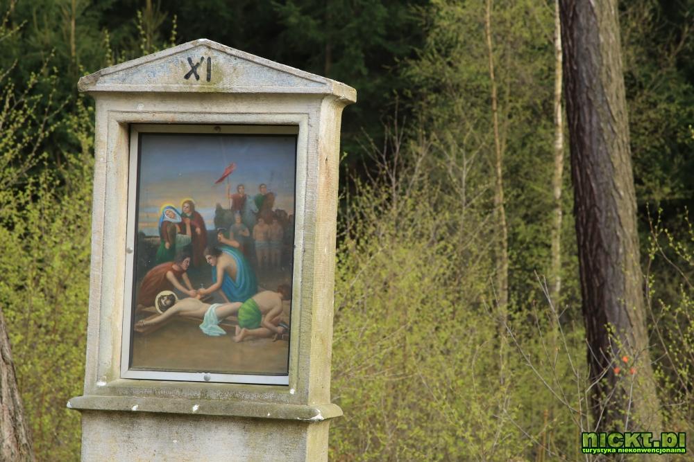 nickt lubomierz kaplica kapliczka kapliczki droga krzyzowa 13