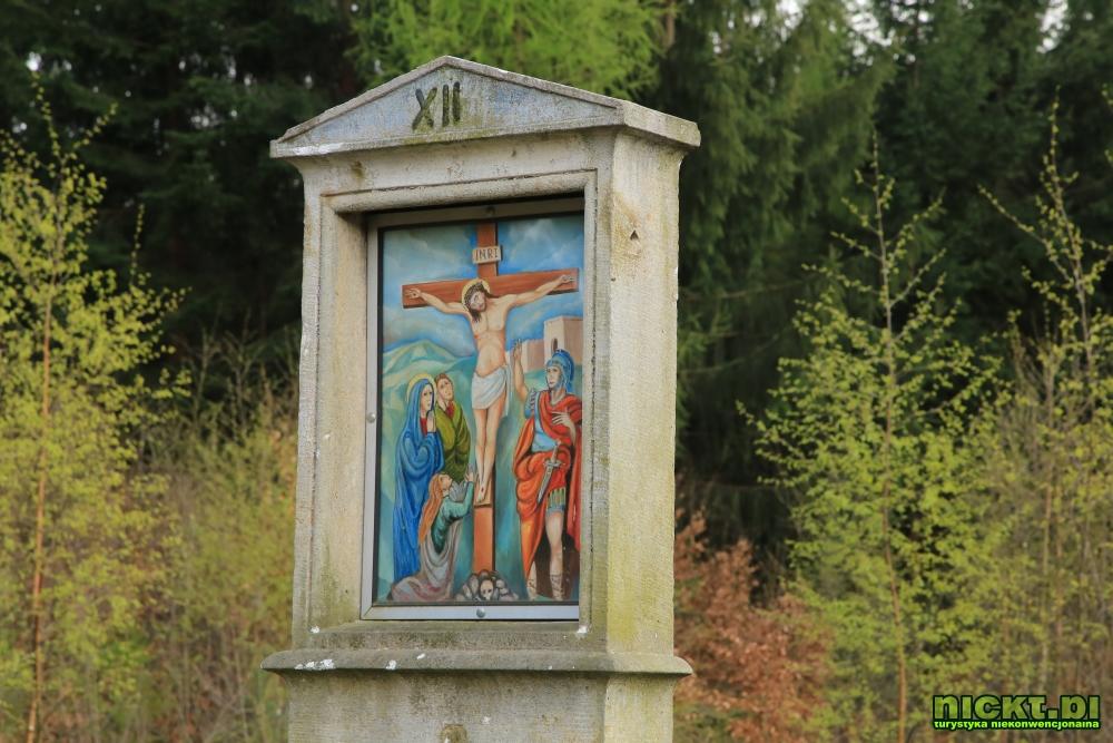 nickt lubomierz kaplica kapliczka kapliczki droga krzyzowa 14