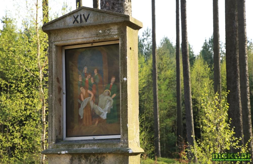 nickt lubomierz kaplica kapliczka kapliczki droga krzyzowa 17
