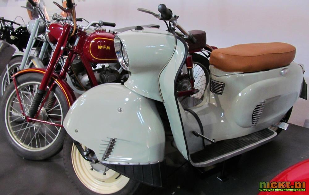 kraków muzeum techniki motoryzacji fiat 126p polonez warszawa syrena zabytek mikrus zajezdnia 14