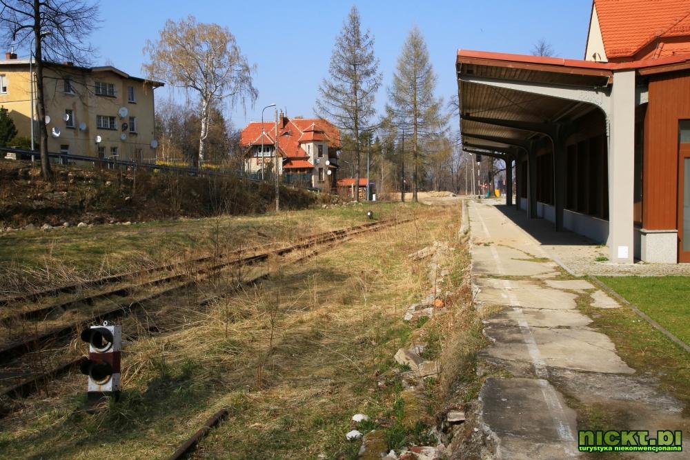 nickt karpacz stacja kolejowa dworzec kolejowy PKP gare bahnhof 003